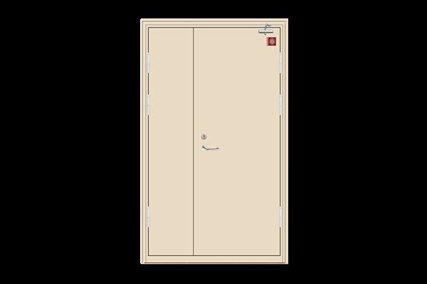 钢木质防火门定制